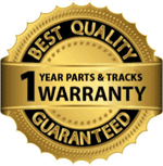 Best Rubber Track Warranty Policy
