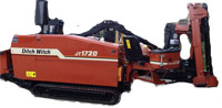 Ditch Witch JT1720 Rubber Tracks
